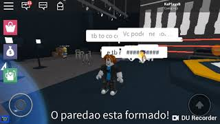Test of the INTERESSEIRA in ROBLOX * I took an off * (BBB)