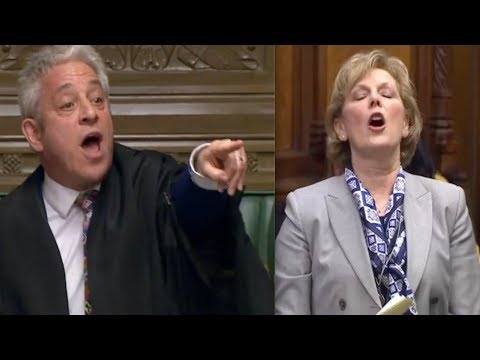 "BREXIT CHAOS & SHOUTING: ""I can SHOUT as loudly as anyone"" - MP Anna Soubry"