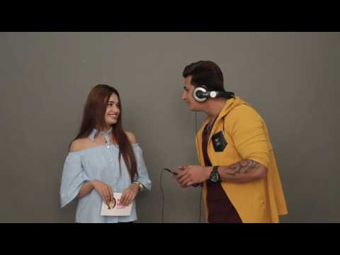 Prince narula and yuvika choudhry amazing interview after superhit song hello hello