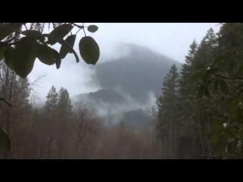 Siskiyou Rainstorm