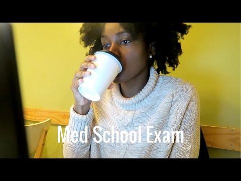 MEDICAL SCHOOL EXAM - NEUROSCIENCE | Medical School VLOG 7