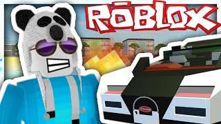 BUGATTI IN A SKATEPARK?! | Roblox