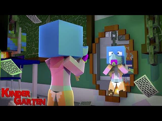 baby-little-kelly-swaps-bodys-with-sharky-minecraft-little-kelly