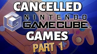 20 Cancelled GameCube Games (Part 1 of 2)