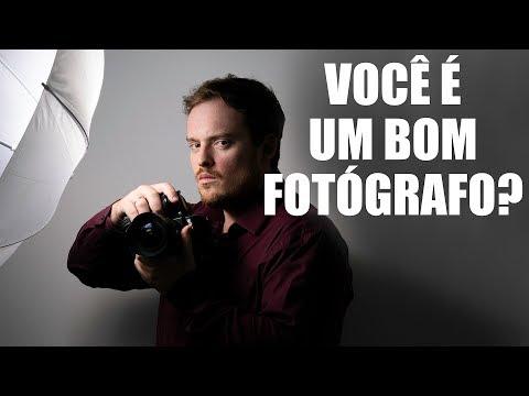 Como saber se você é um bom fotógrafo?