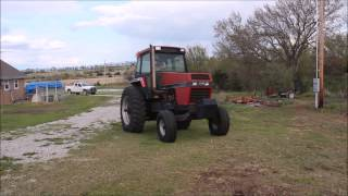 1986 case ih 1896 tractor for sale   sold at auction may 28 2014