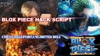 ROBLOX - BLOX PIECE HACK ,DEVIL FRUIT TP,CHEST TP, UNLIMITED BELI,SPAM ATTACK (SWORD ET MELEE