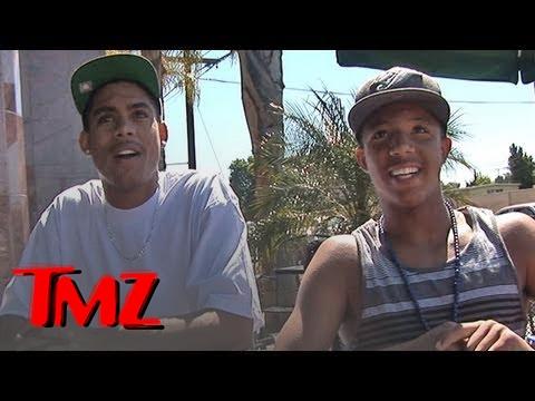 Nate Dogg's Kids -- We Wanna Be Like Our Dad | TMZ