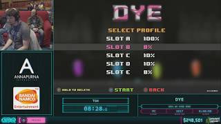 DYE by TGH in 42:46 AGDQ 2018