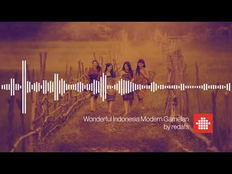 Wonderful Indonesia Modern Gamelan (Royalty Free Background Music)
