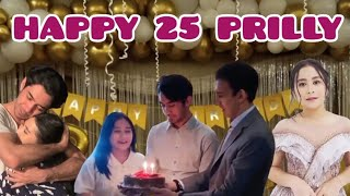 Download lagu Ada Yang Bikin Kaget Dan Haru Ulang Tahun Prilly Latuconsina Ke 25