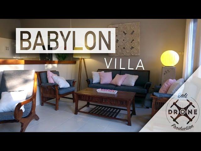 Villa Babylon - Batu Belig - Bali