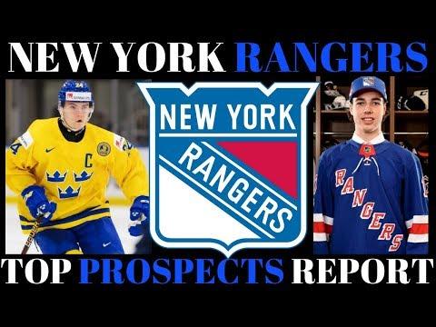 TOP NHL PROSPECTS 2018 - NEW YORK RANGERS