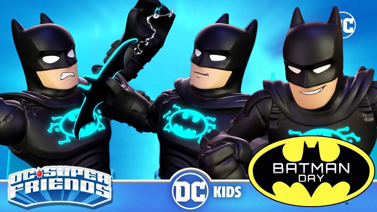 Download DC Super Friends   Batman's adventures   @DC Kids