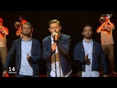 Gloria - Geister | Klaas Heufer-Umlauf für Bremen - Bundesvision Song Contest