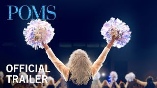 Poms | Official Trailer [HD] | Own It Now on Digital HD, Blu-Ray & DVD