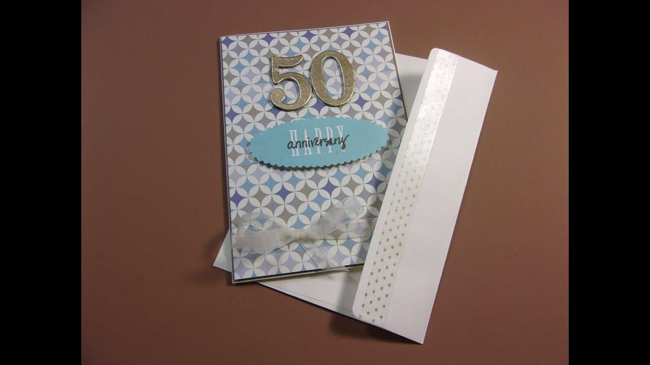 Anniversario Matrimonio 50 Anni Le Partecipazioni Fai Da Te