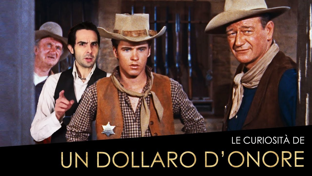 Un Dollaro D Onore Film Cult Youtube