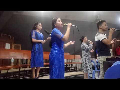 Ancla Family Choir - AMAHAN NAMO AT KAY IMO MAN