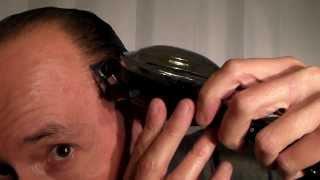 Total Head Shave + Eyebrows (Short Version)