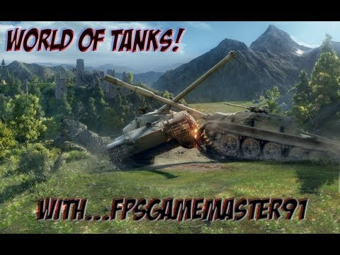 World Of Tanks Episode 2 - Steal Those Kills!