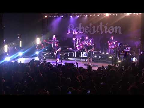 Rebelution - Lazy Afternoon @ Woodward Park 08/30/18