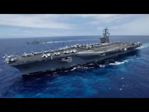 3 US carriers enter western Pacific ahead of Trump visit