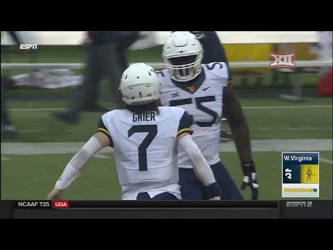 West Virginia vs Kansas State Football Highlights Big12