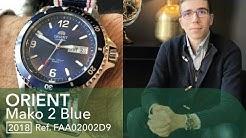 🔵 Orient Mako 2 Blue (S1E39) - L'histoire de Stéphane avec cette plongeuse digne d'une Seiko SKX ?