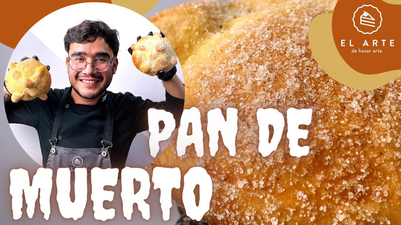 Pan de muerto con harina tradicional y con harina preparada Almatech - El arte de hacer arte