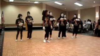 United Baptist Church Mime Dance Team - Plainview, Texas