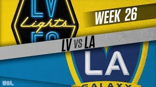 Las Vegas Lights FC vs LA Galaxy II: September 8, 2018
