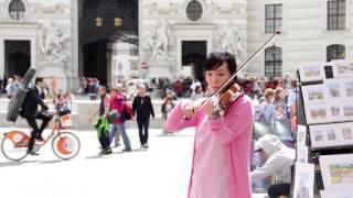 [플래시몹]  한국 플래시몹 공연 아리랑 비엔나 미햐엘광장 // Korean Flashmob performing Arirang @ Michaelerplatz in Vienna