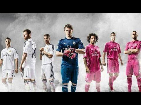 Реал Мадрид состав 2014/15 - новые «Галактикос»