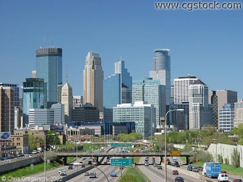 MINNEAPOLIS - TOP SPOTS - MUST SEE