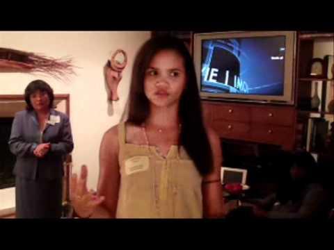 Update - YMCA Cooper Scholarship November 2010