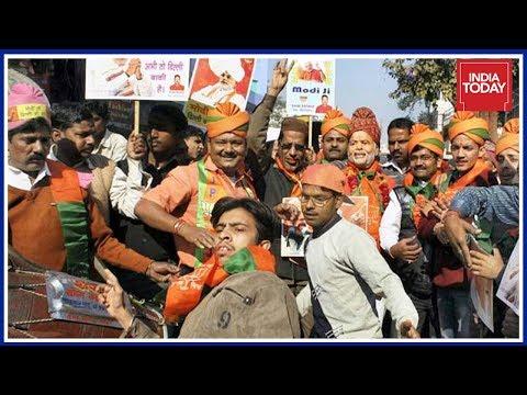 Gujarat Election Results LIVE | The Saffron Surge In Gujarat