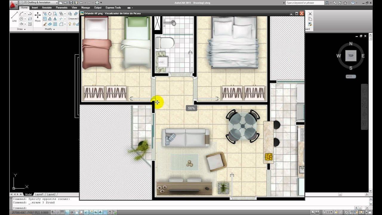 Draw Floor Plans Free Curso Planta Humanizada Aula 01 De 03 Youtube