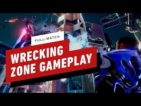 Опробовать полную разрушаемость в мультиплеере Crackdown 3 можно уже завтра
