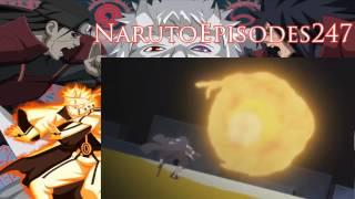 Naruto Shippuden   Episode 375   Kakashi Vs Obito Fight only!