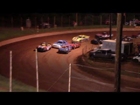 Winder Barrow Speedway Stock Four Cylinders A's Race 9/15/18