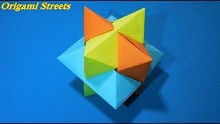 Как сделать пазл из бумаги. Оригами пазл из бумаги