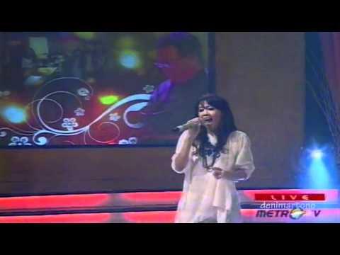 """Sherina """"Selamat Datang Cinta"""" Tribute To Elfa Secioria 23 Jan 2011 live @ Metro Tv"""