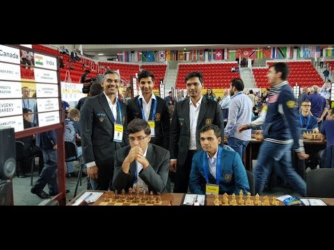 The Photographer disturbs the Indian team before Rd.3 | Vishy Anand is not happy