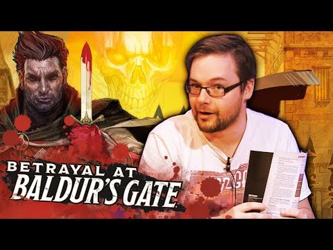 Betrayal at Baldur's Gate #2 - The Gulthias Tree!
