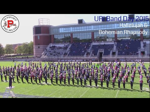 URI Band Day 2015: Hallelujah And Bohemian Rhapsody