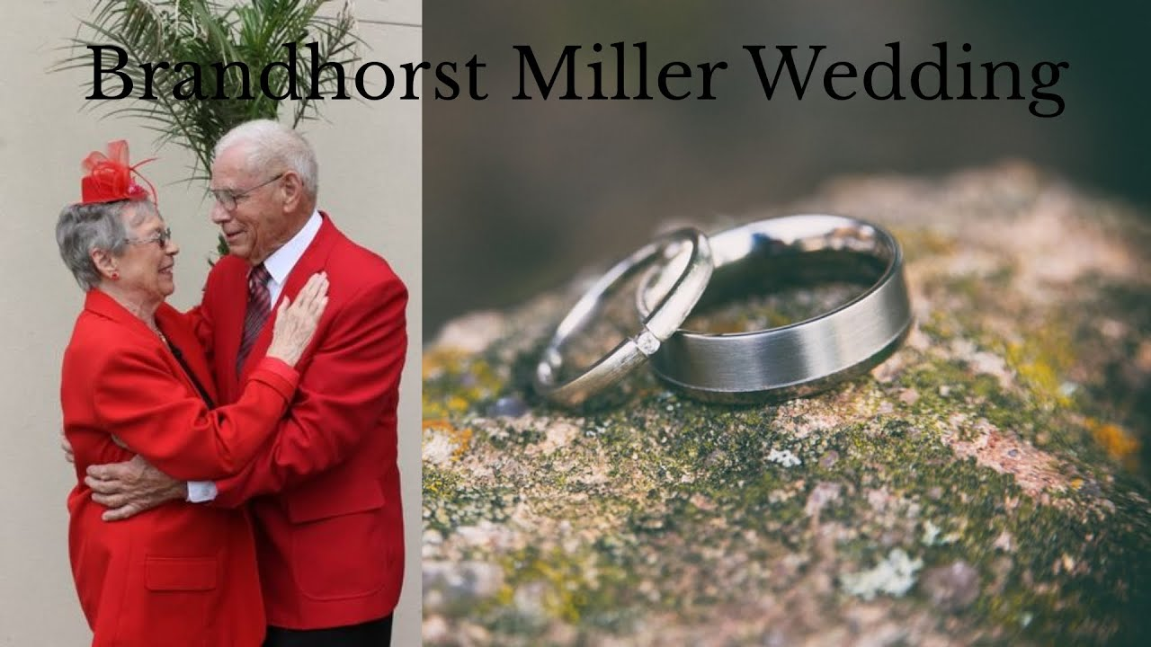 Brandhorst Miller Wedding