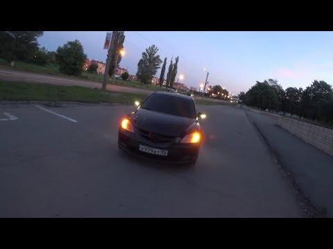 Повторители поворотов в зеркала Mazda 3