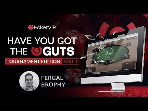 Poker Tournament Coaching Part 1/5