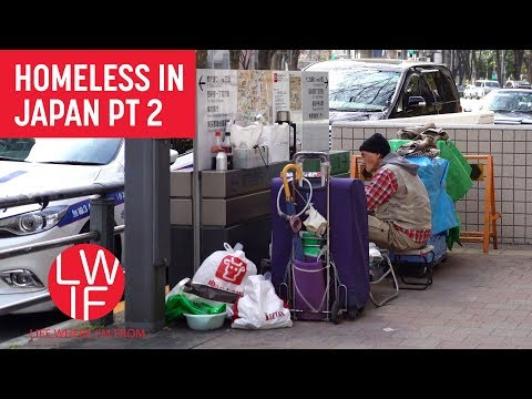 Who are Japan's Homeless? (Part 2)